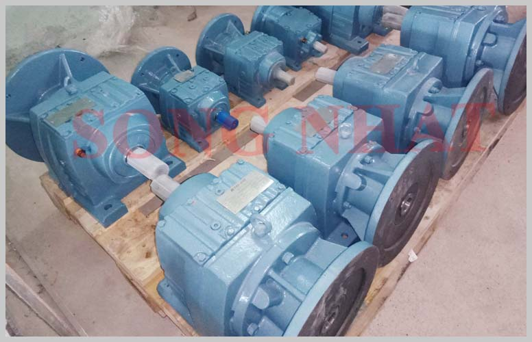 Stock gearboxes