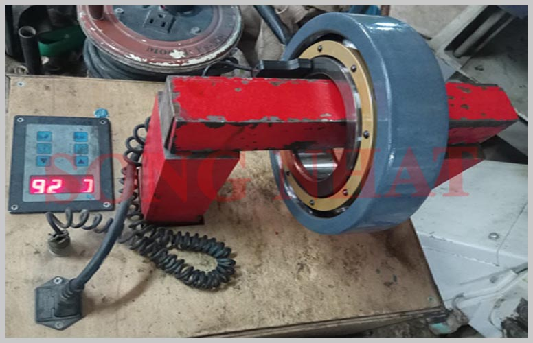 Renew spare parts